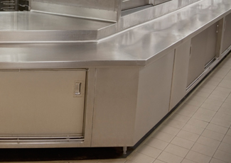 Stainless Steel Cabinets - Denver, CO