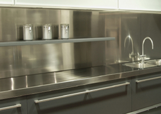 Stainless Steel Countertops - Aurora, CO