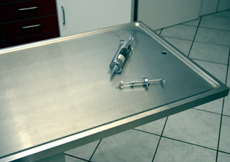 Stainless Steel Dining Table Southwest Arapahoe, CO