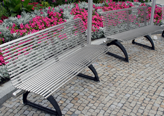 Stainless Steel Benches - Denver, CO