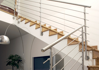 Stainless Steel Handrails - Denver, CO
