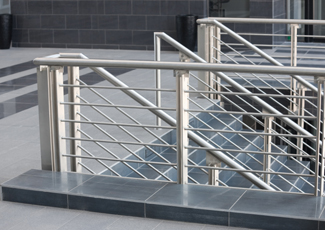 Stainless Steel Handrails - Centennial, CO